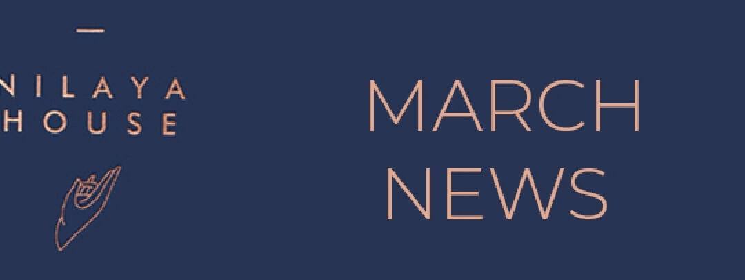 MARCH NEWS 2021