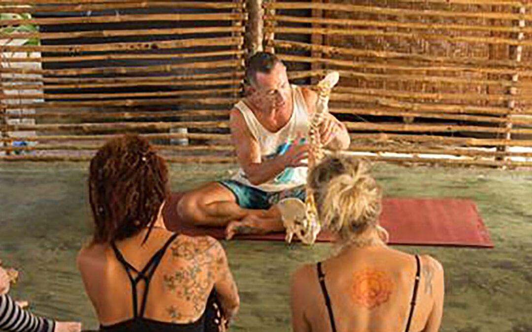 Yoga Anatomy Workshops with Stu Girling