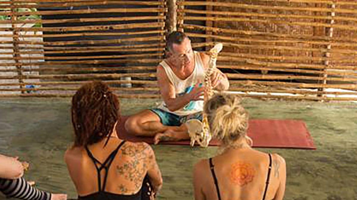 ONLINE Yoga Anatomy Workshops with Stu Girling at Nilaya House