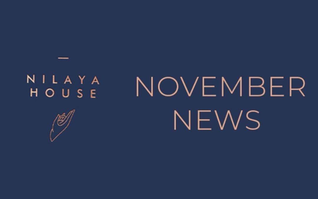 NOVEMBER NEWS 2020