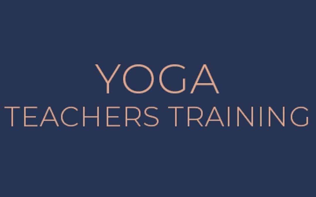 200 & 300hr Yoga Teacher Training Courses Starting February 2021