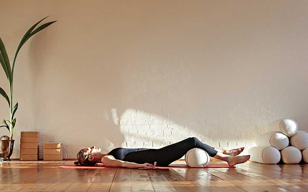 Yoga Nidra for Better Sleep with Cathy Beasley