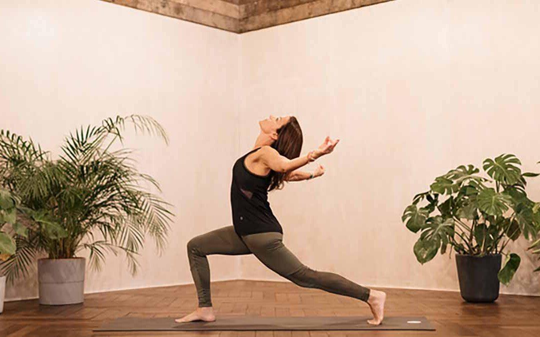 Yoga for Menopause with Mylene Pezzotti