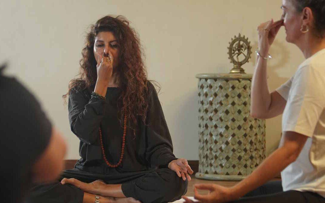 4-Week Pranayama Course with Purva Kaushal